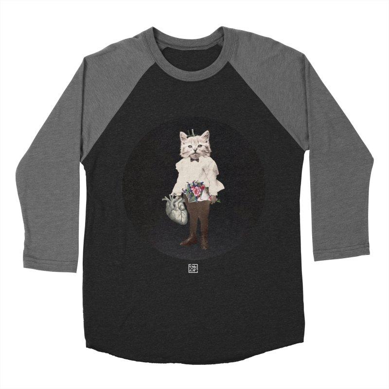 Heartstealer Women's Baseball Triblend Longsleeve T-Shirt by sigmablade collage