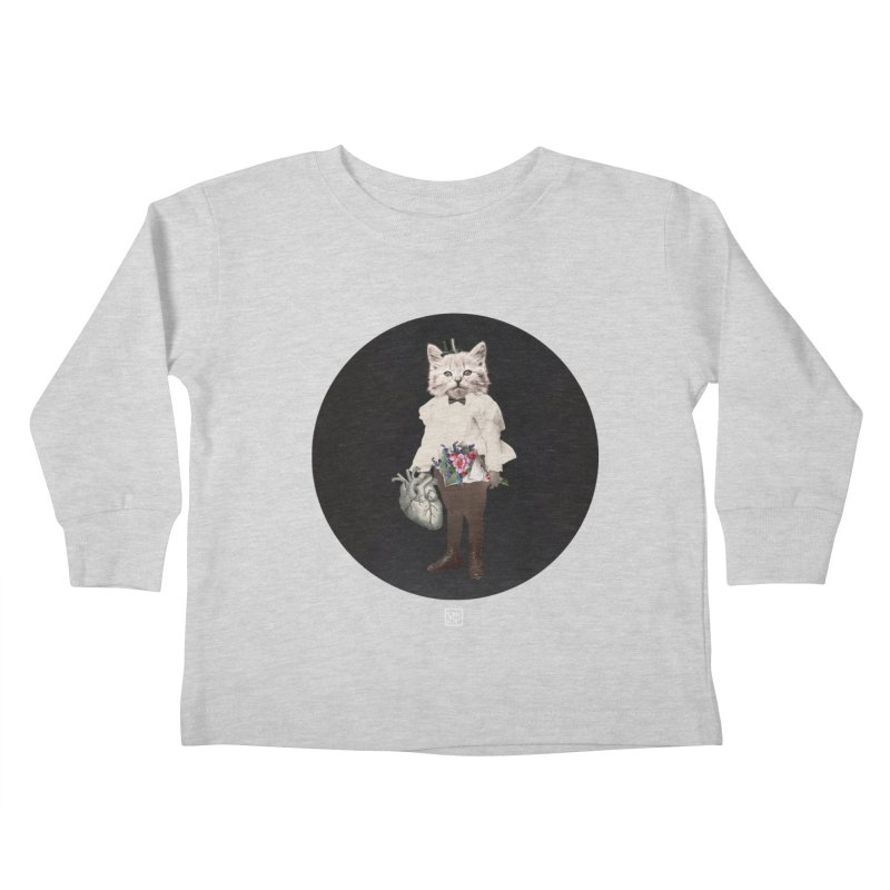 Heartstealer Kids Toddler Longsleeve T-Shirt by sigmablade collage