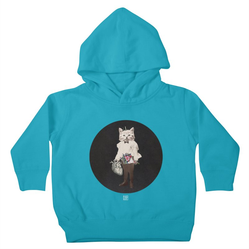 Heartstealer Kids Toddler Pullover Hoody by sigmablade collage