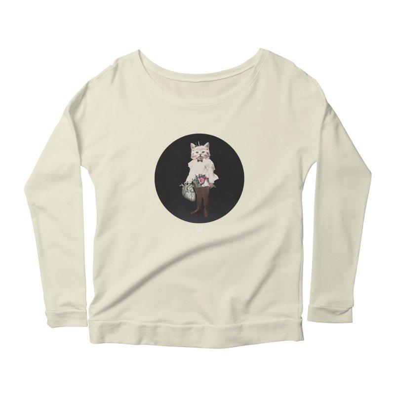 Heartstealer Women's Longsleeve T-Shirt by sigmablade collage