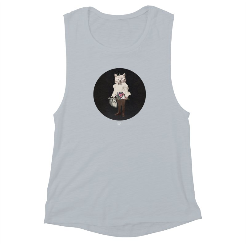 Heartstealer Women's Muscle Tank by sigmablade collage