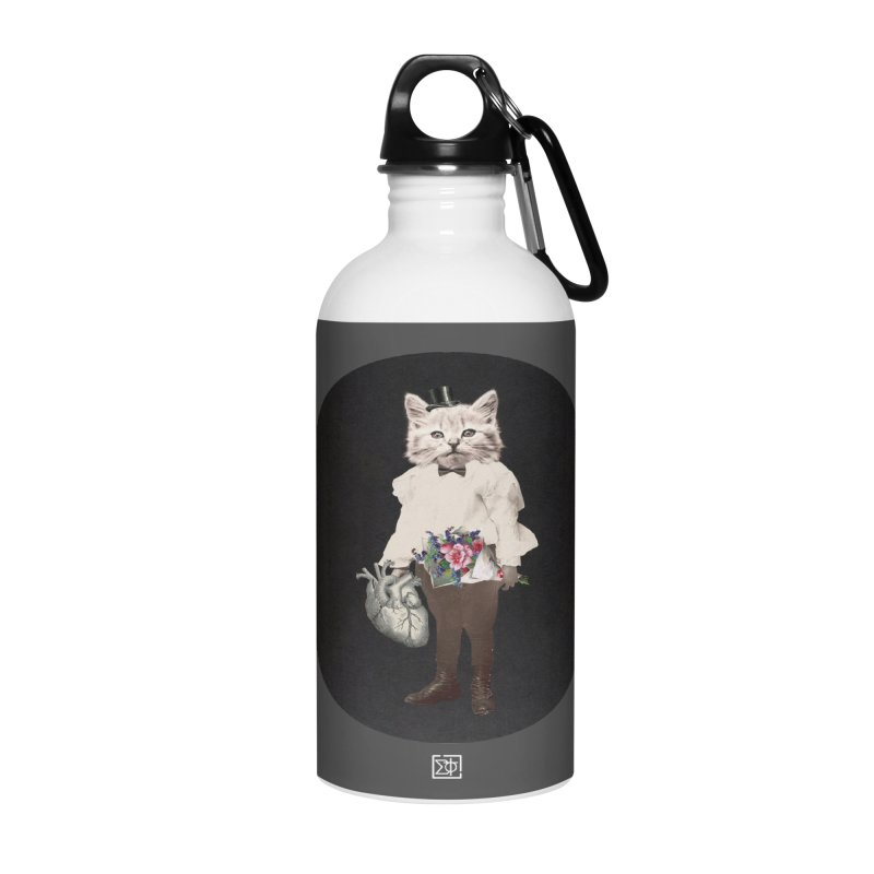 Heartstealer Accessories Water Bottle by sigmablade collage