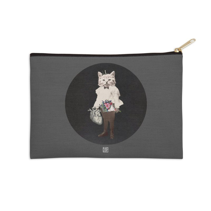 Heartstealer Accessories Zip Pouch by sigmablade collage