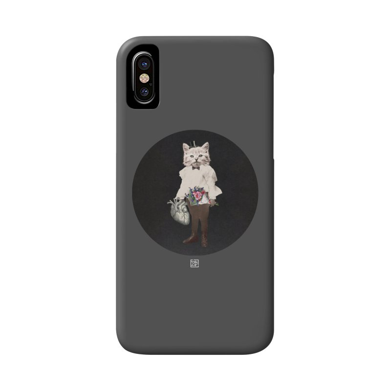 Heartstealer Accessories Phone Case by sigmablade collage