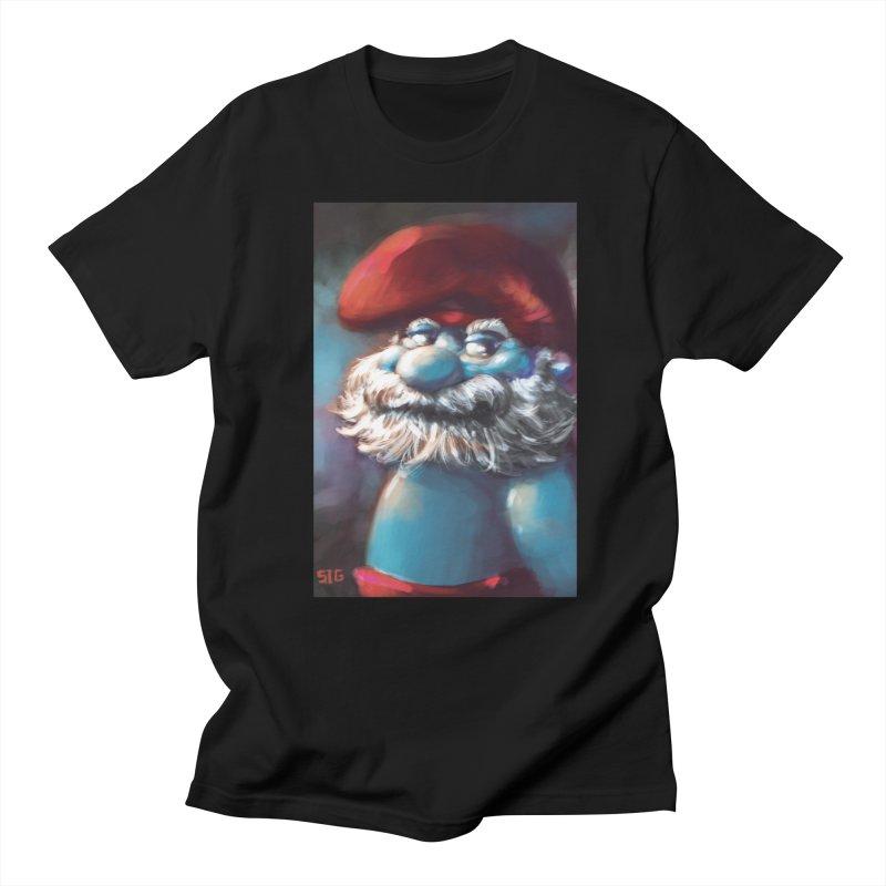 Papa Portrait Women's T-Shirt by Sigmund Torre
