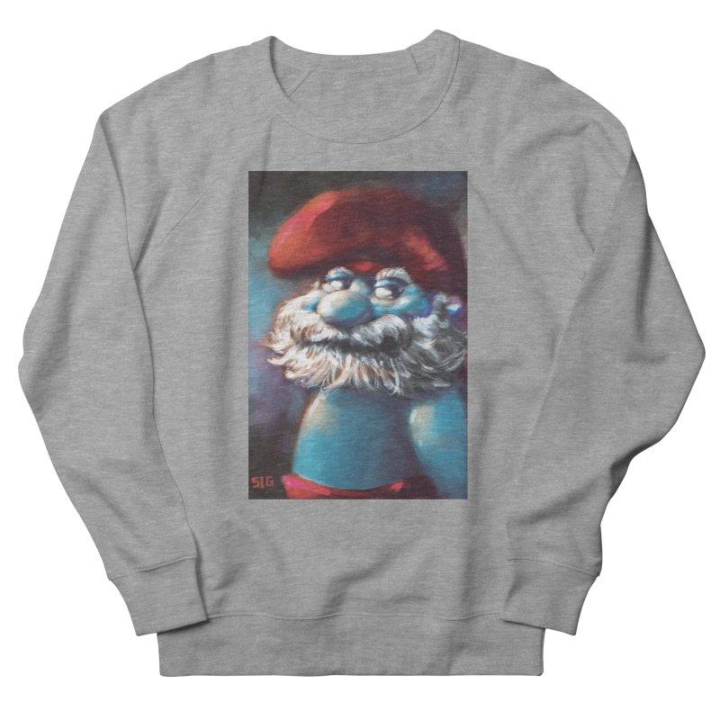 Papa Portrait Women's Sweatshirt by Sigmund Torre
