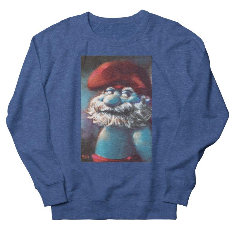 Papa Portrait Men's Sweatshirt by Sigmund Torre