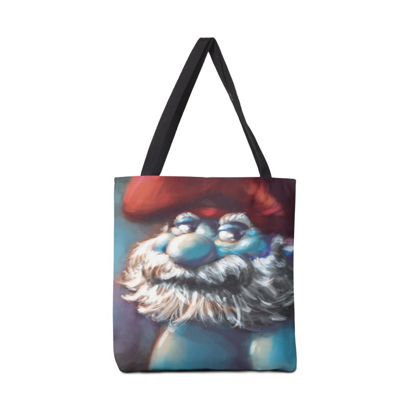 Papa Portrait Accessories Bag by Sigmund Torre