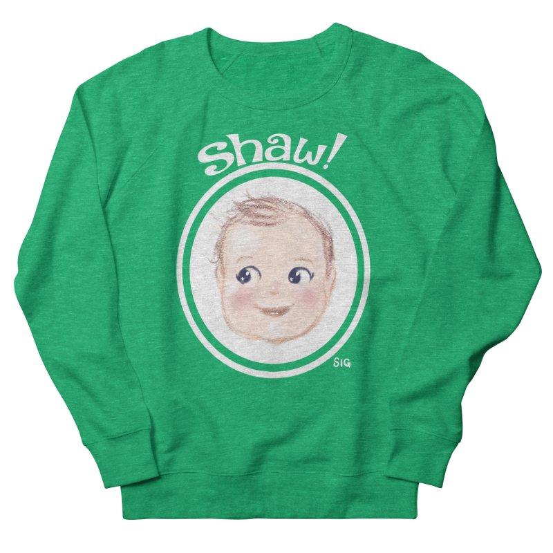 Shaw! Men's Sweatshirt by Sigmund Torre