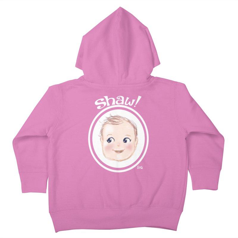 Shaw! Kids Toddler Zip-Up Hoody by Sigmund Torre