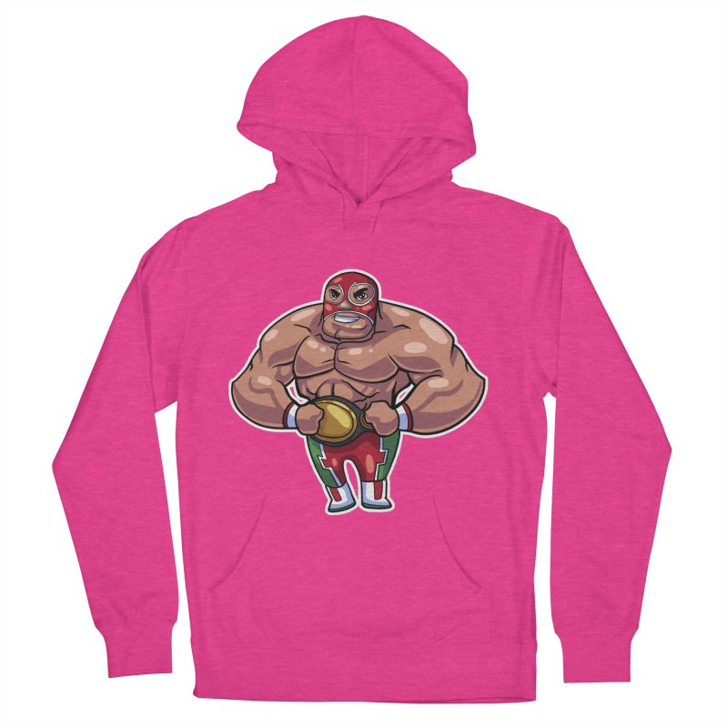 Champ! Women's Pullover Hoody by Sigmund Torre