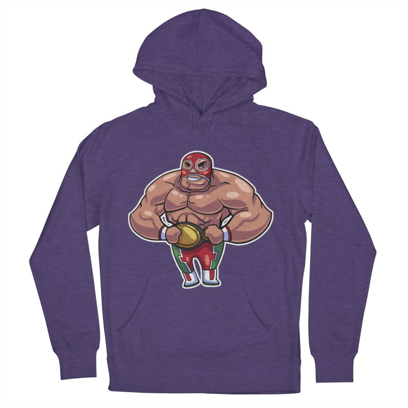 Champ! Men's French Terry Pullover Hoody by Sigmund Torre