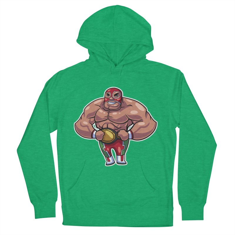Champ! Men's Pullover Hoody by Sigmund Torre