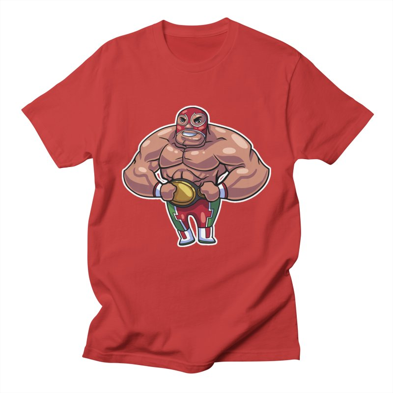 Champ! Men's T-Shirt by Sigmund Torre