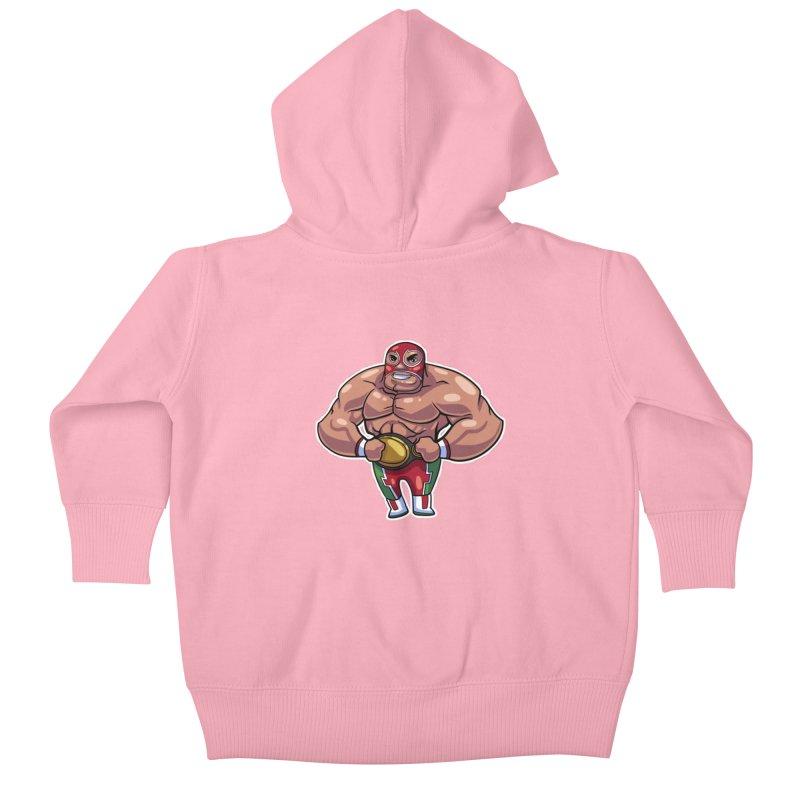 Champ! Kids Baby Zip-Up Hoody by Sigmund Torre