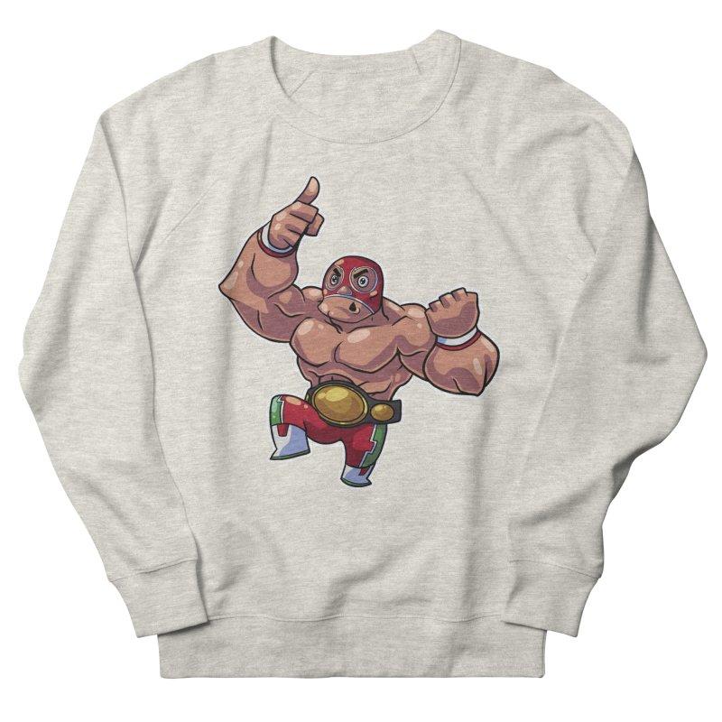 Lucha! Women's Sweatshirt by Sigmund Torre