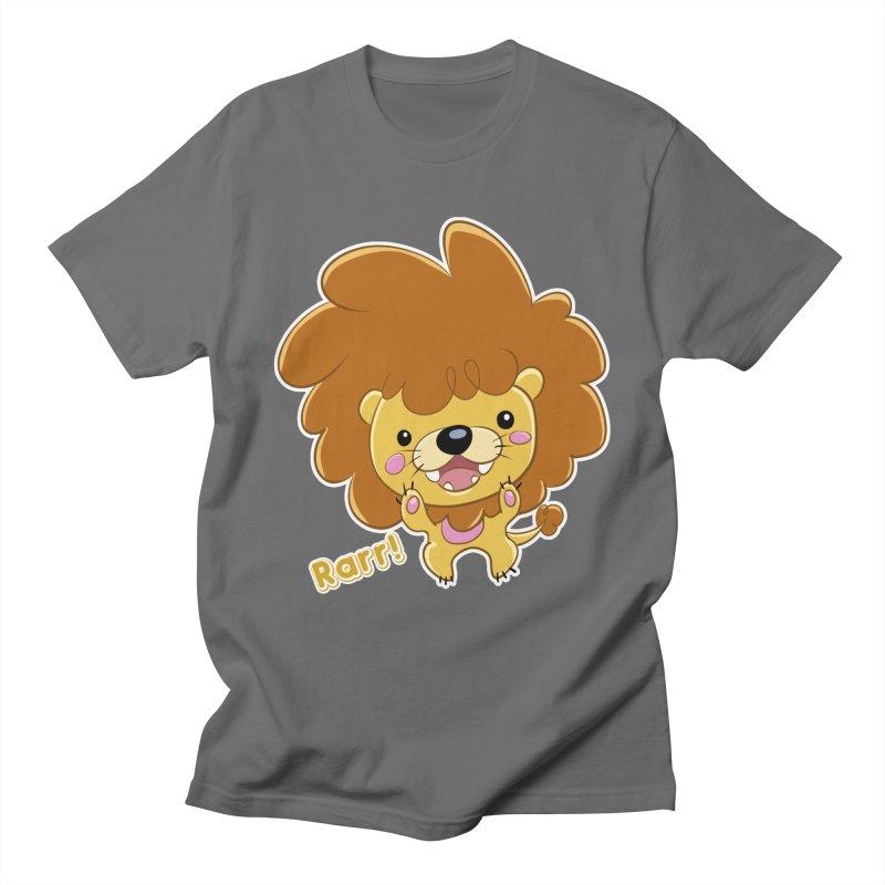Rarr! Men's Regular T-Shirt by Sigmund Torre