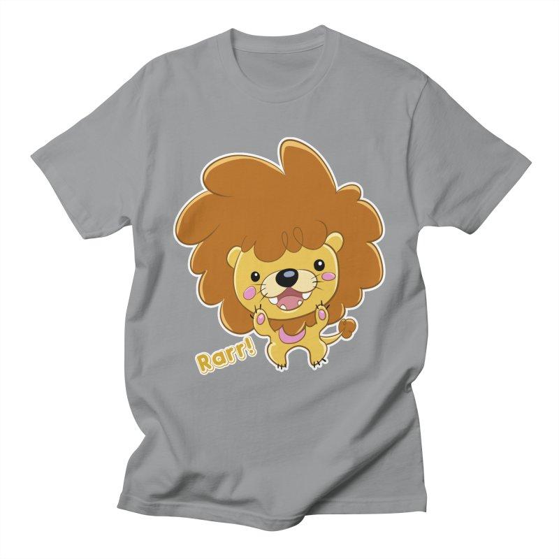 Rarr! Men's T-Shirt by Sigmund Torre