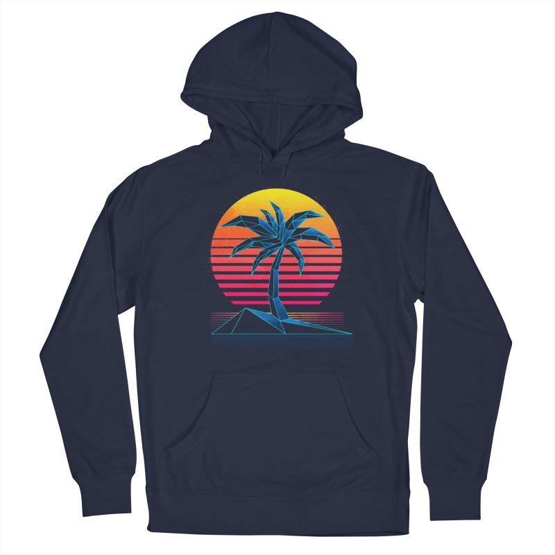 Digital Paradise Men's Pullover Hoody by Signalnoise Threadless Store