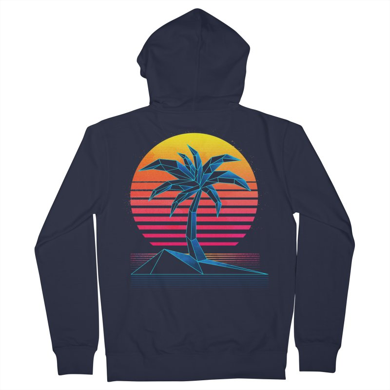 Digital Paradise Women's Zip-Up Hoody by Signalnoise Threadless Store
