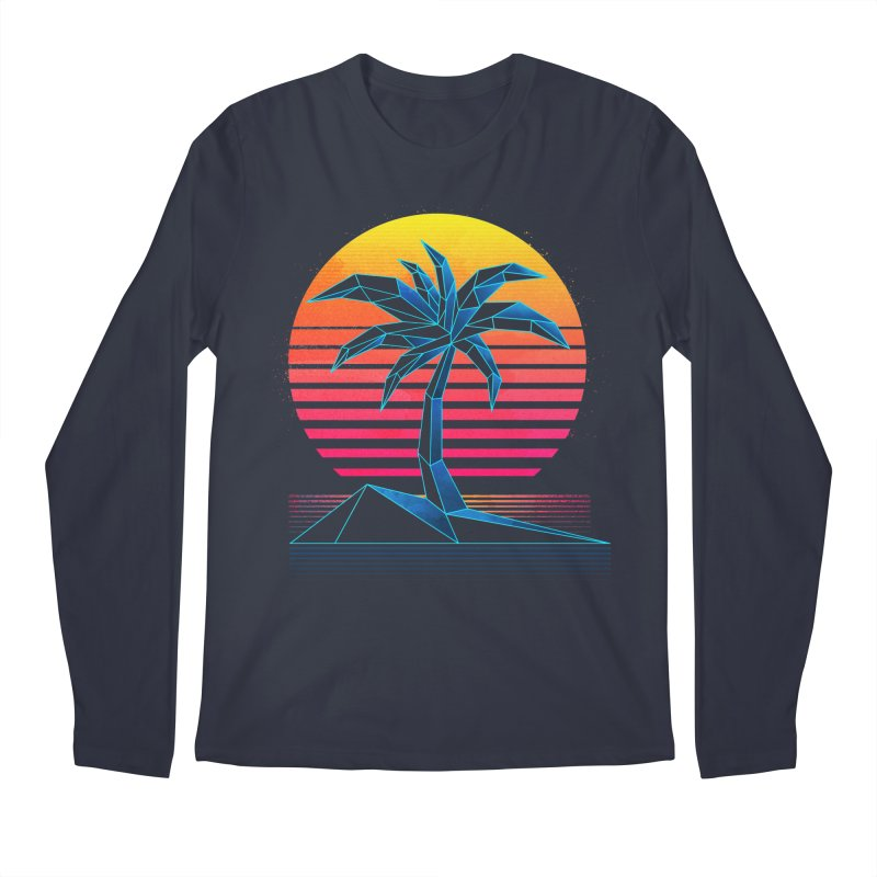Digital Paradise Men's Longsleeve T-Shirt by Signalnoise Threadless Store