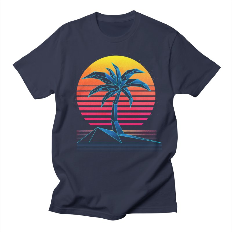 Digital Paradise Men's T-Shirt by Signalnoise Threadless Store