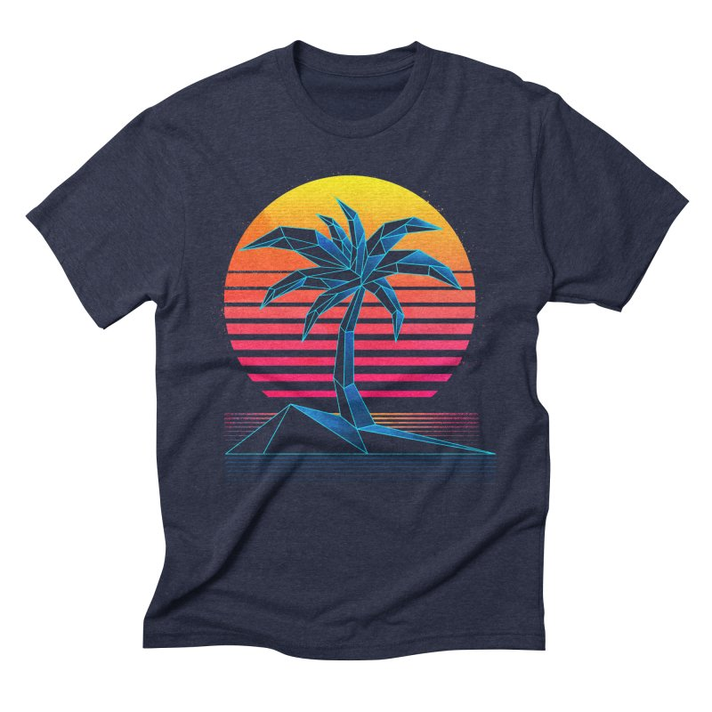Digital Paradise Men's T-Shirt by Signalnoise Threadless Store
