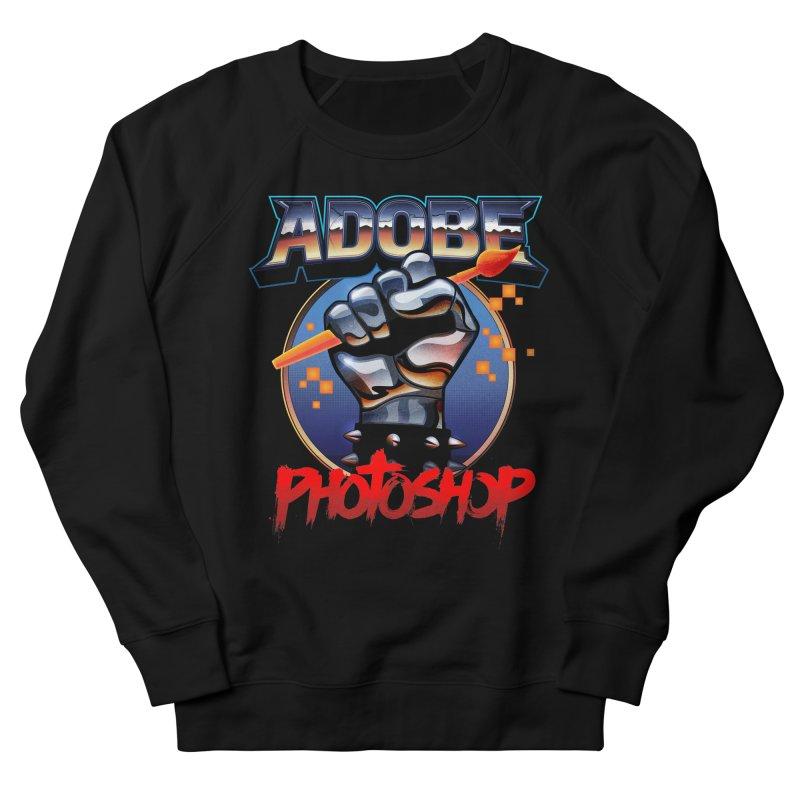Heavy Metal Photoshop Men's Sweatshirt by Signalnoise Threadless Store
