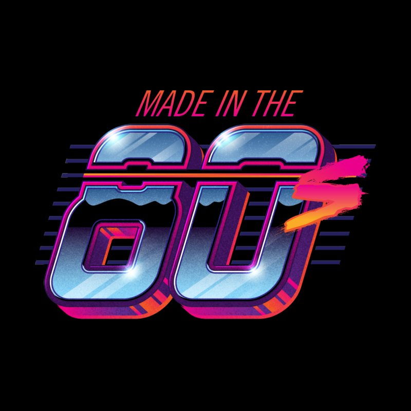 Made in the 80s Men's Zip-Up Hoody by Signalnoise Threadless Store