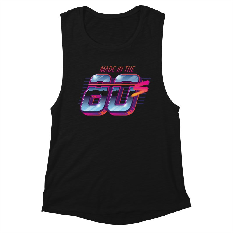 Made in the 80s Women's Tank by Signalnoise Threadless Store