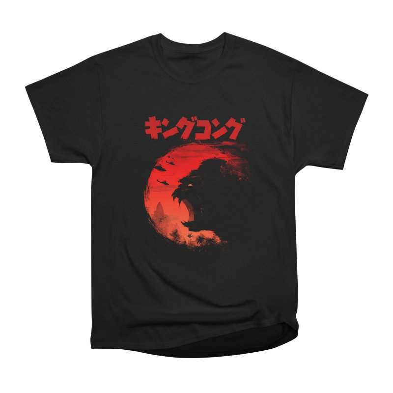 The King Men's Classic T-Shirt by silenTOP Artist Shop