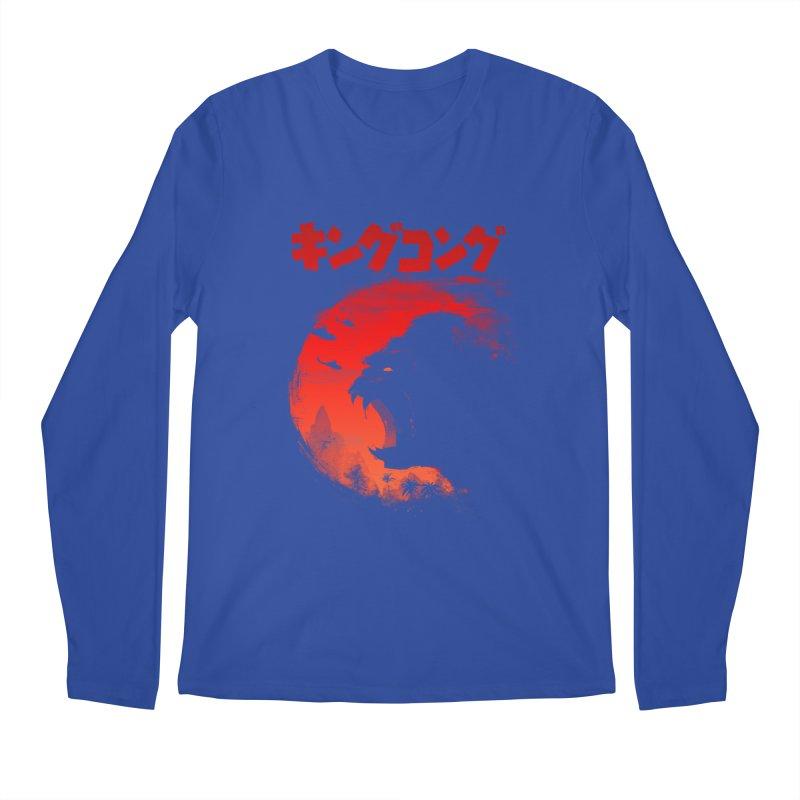 The King Men's Longsleeve T-Shirt by silentOp's Artist Shop