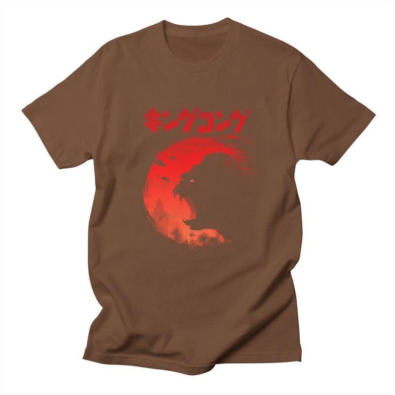 The King Men's T-shirt by silentOp's Artist Shop