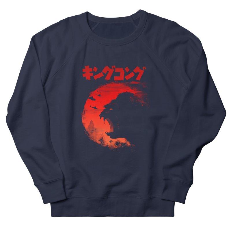 The King Men's Sweatshirt by silenTOP Artist Shop