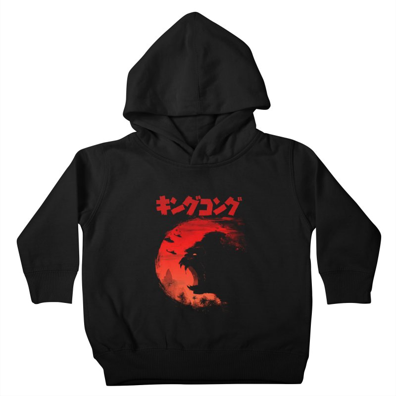 The King Kids Toddler Pullover Hoody by silenTOP Artist Shop