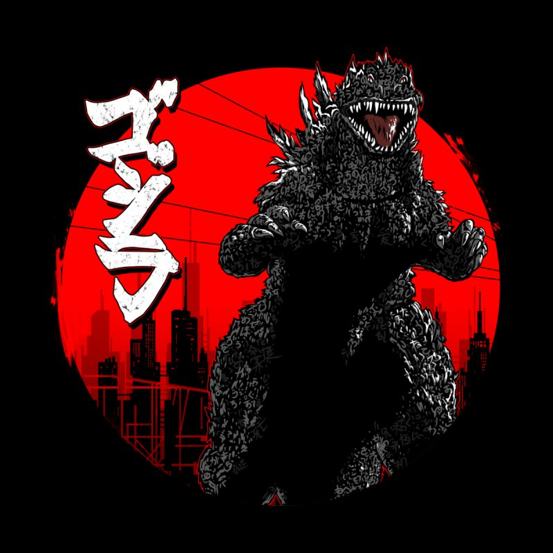 GOJIRA KANJI Kids Toddler T-Shirt by silenTOP Artist Shop