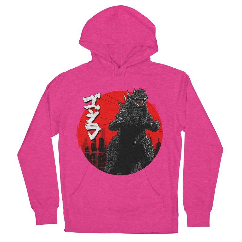 GOJIRA KANJI Men's Pullover Hoody by silenTOP Artist Shop