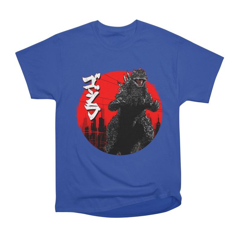 GOJIRA KANJI Men's Classic T-Shirt by silenTOP Artist Shop