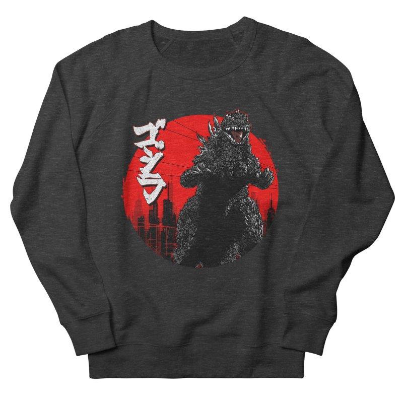 GOJIRA KANJI Men's Sweatshirt by silenTOP Artist Shop