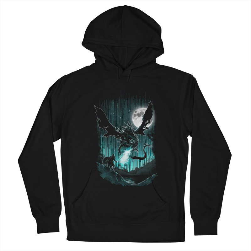 MEET THE MYTH Men's Pullover Hoody by silenTOP Artist Shop
