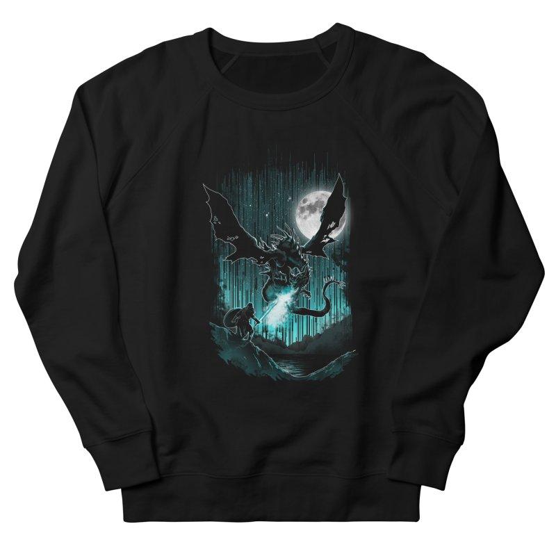 MEET THE MYTH Men's Sweatshirt by silenTOP Artist Shop