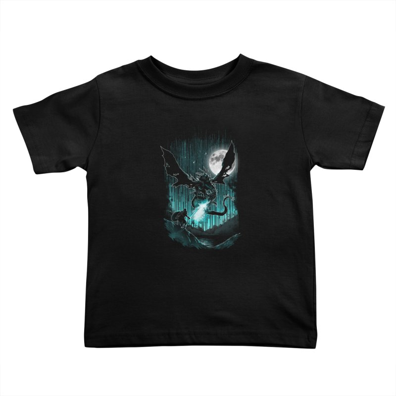 MEET THE MYTH Kids Toddler T-Shirt by silenTOP Artist Shop