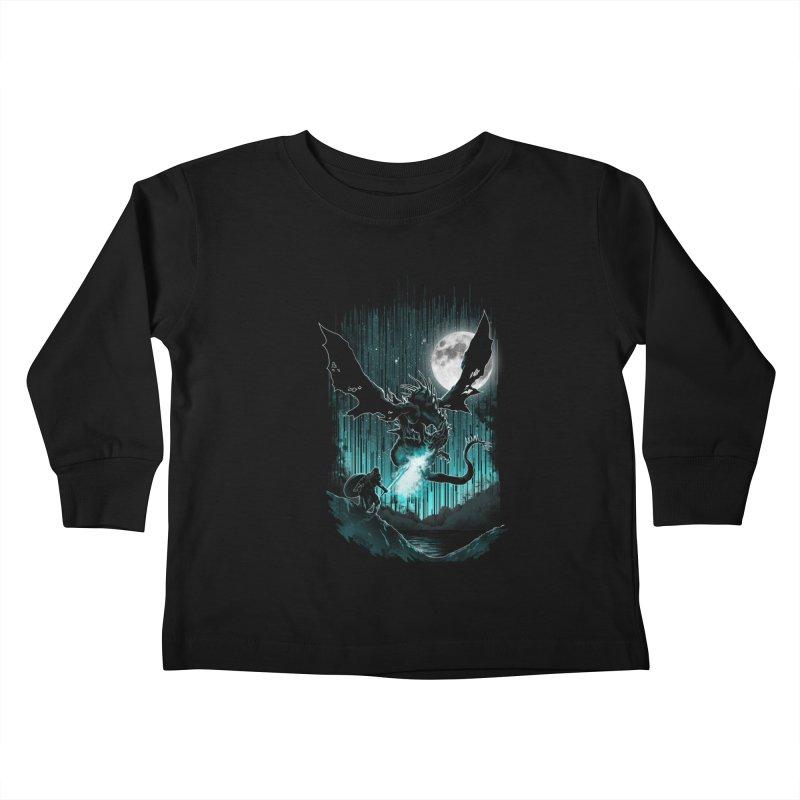 MEET THE MYTH Kids Toddler Longsleeve T-Shirt by silenTOP Artist Shop