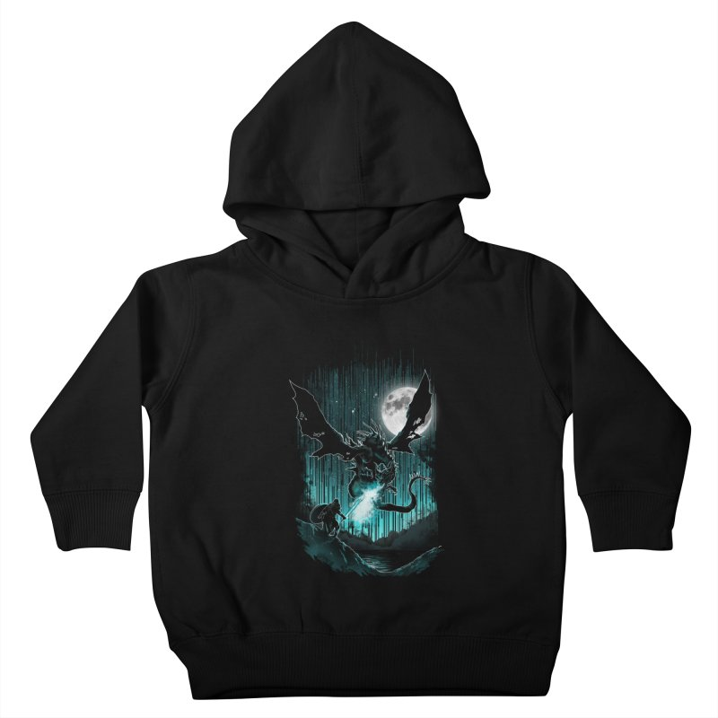 MEET THE MYTH Kids Toddler Pullover Hoody by silenTOP Artist Shop