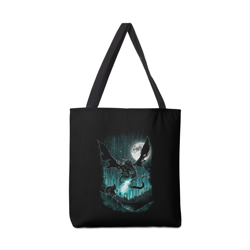 MEET THE MYTH Accessories Bag by silenTOP Artist Shop