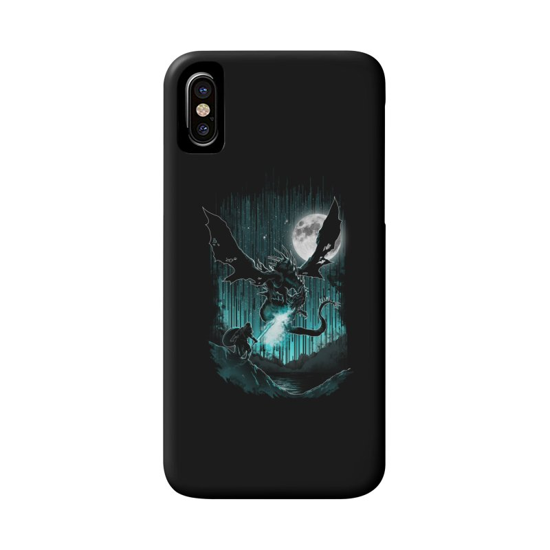 MEET THE MYTH Accessories Phone Case by silenTOP Artist Shop