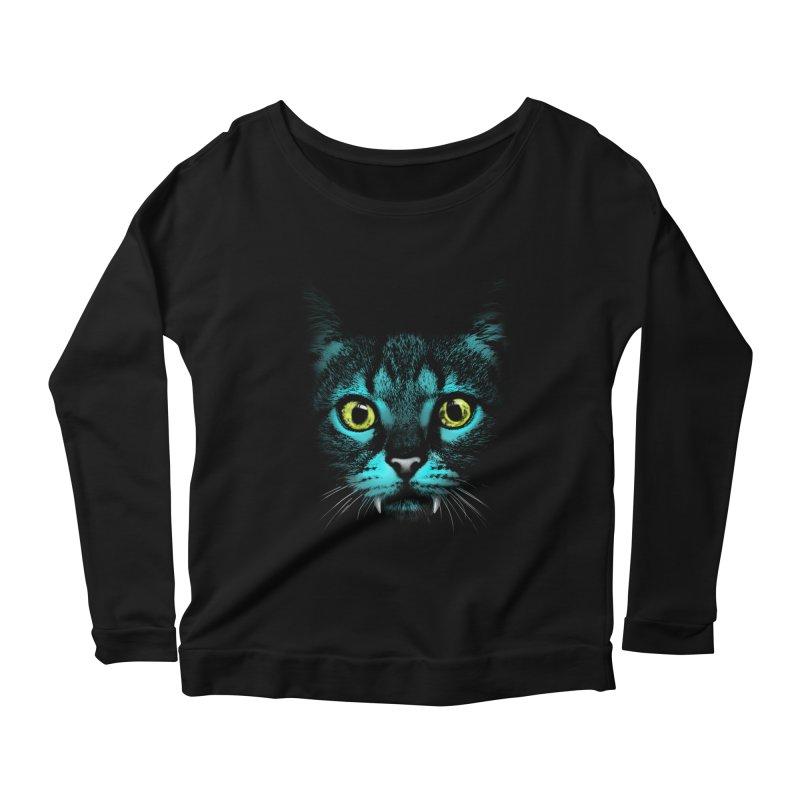 HYPNOTIST Women's Scoop Neck Longsleeve T-Shirt by silenTOP Artist Shop