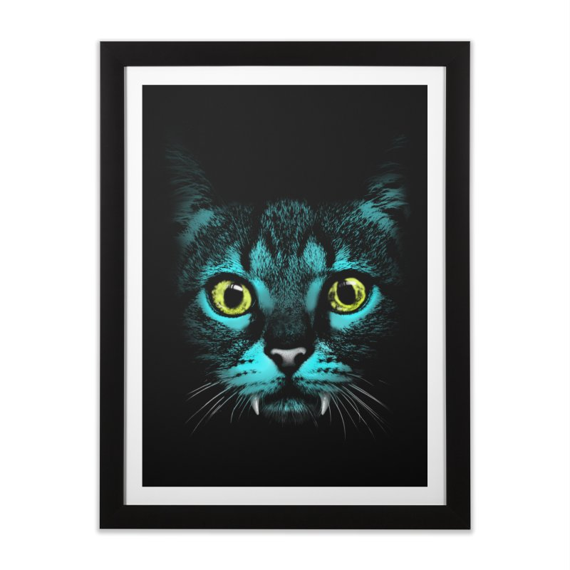 HYPNOTIST Home Framed Fine Art Print by silenTOP Artist Shop