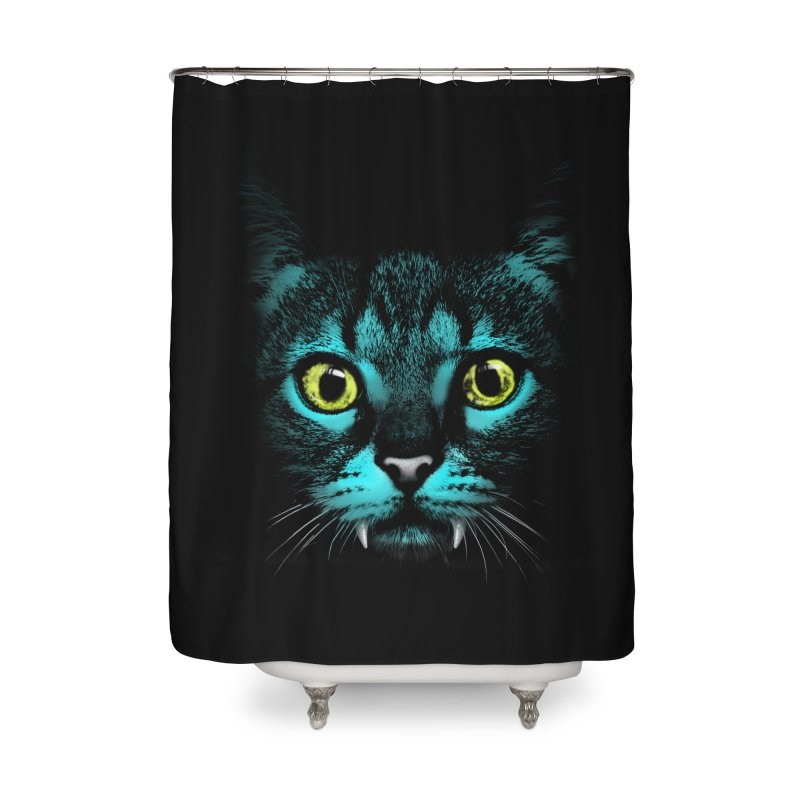 HYPNOTIST Home Shower Curtain by silenTOP Artist Shop