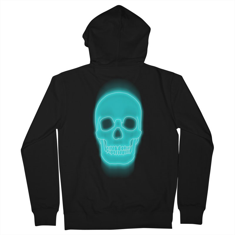 THE BLUR Men's Zip-Up Hoody by silenTOP Artist Shop
